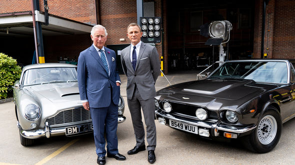 James Bond Princes of Wales