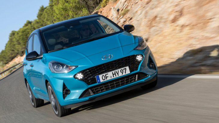Noul Hyundai i10 – 10 lucruri interesante