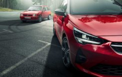 Cel mai sportiv Opel Corsa, față-n față cu strămoșul său