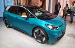 LIVE Frankfurt 2019 – Volkswagen ID.3 1st Edition, văzut de aproape