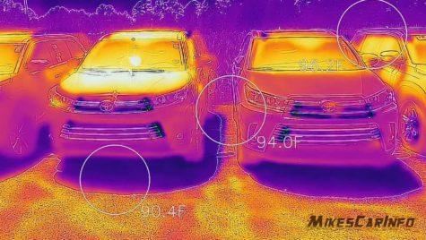 Experiment: Mit sau realitate? O mașină neagră se încinge la soare mai mult ca una albă?