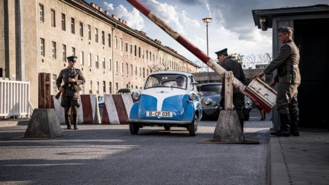 Drumul spre libertate. Evadare la bordul unui BMW Isetta