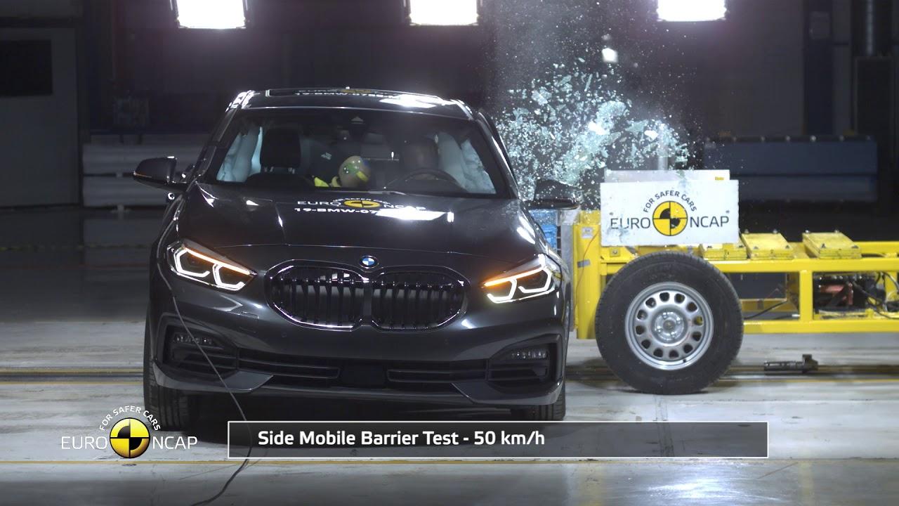 BMW Seria 3 Euro NCAP cea mai sigură mașină de familie