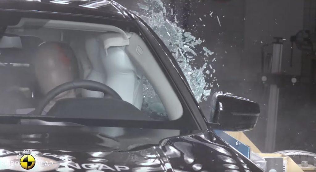 Euro NCAP cea mai sigură mașină de familie