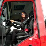 Mercedes-Benz Actros – Prima oară la volanul unui camion, cu viteza melcului obosit