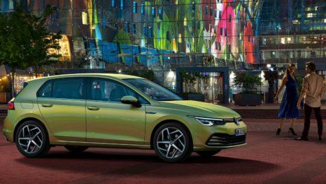 Noul Volkswagen Golf – Cel mai așteptat model al anului este aici!