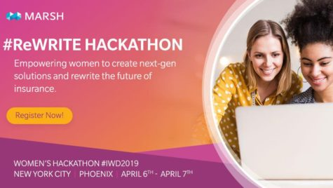 #ReWrite: Hackathlon la București, organizat de Marsh, Banca Transilvania și Vodafone