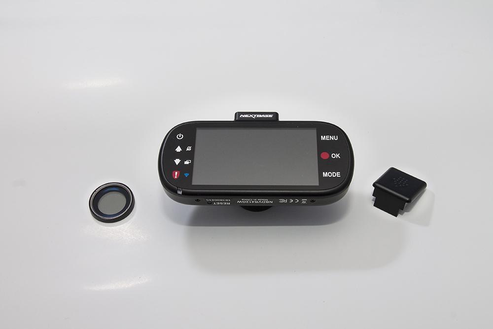 test-camera-dvr-nextbase-412gw