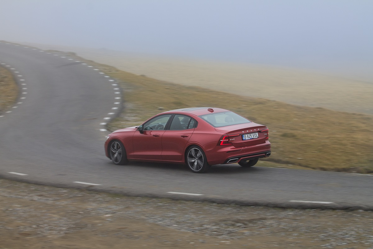 Test drive Volvo S60 (2)