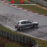 Fiecare cu ce poate pe Nurburgring. VIDEO