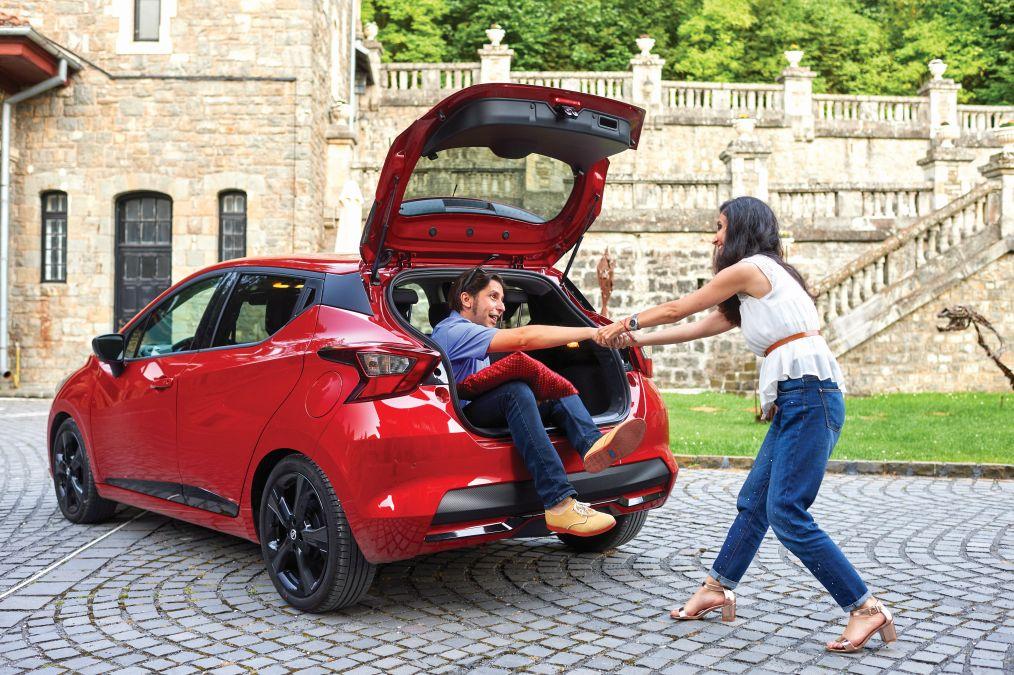 El si Ea despre Nissan Micra (10)