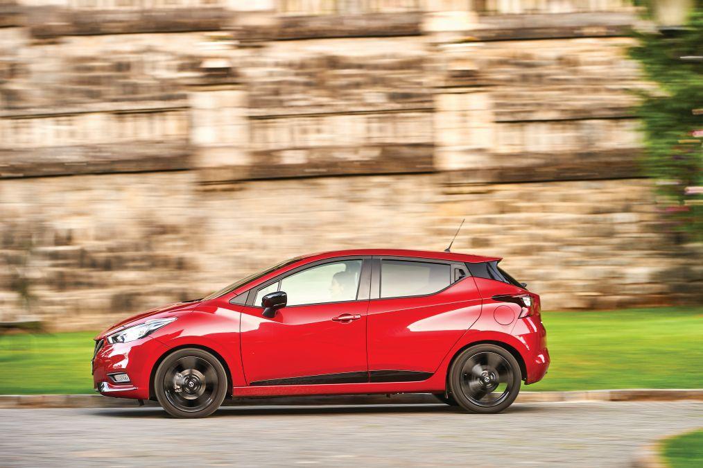 El si Ea despre Nissan Micra (2)