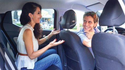 El și ea despre Nissan Micra: La Micra înțelegere