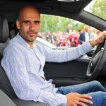 Pep Guardiola, indicații de pe margine: cum să distrugi mașini în valoare de 540.000 euro