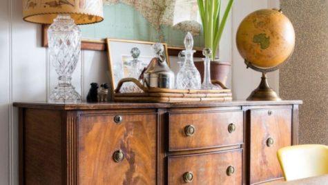 Cum să recondiționezi mobila veche care s-a deteriorat