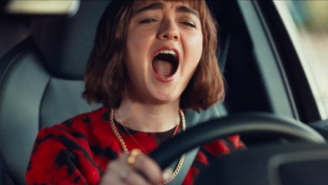 "Actrița Maisie Williams, rol principal în reclama Audi numită ""Let it go"""