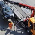 Legea privind ridicarea mașinilor parcate neregulamentar a fost promulgată