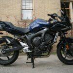 Ce recomanda o motocicleta Yamaha FZ6