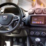 Sistem de navigație Duster, Sandero și Logan de la Falcon Electronics